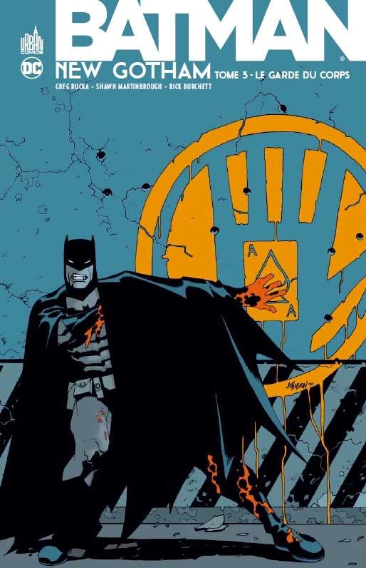 Batman la marque jaune centaurclub